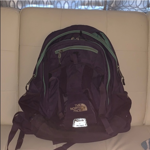NEVER SOLD-NORTHFACE recon backpack